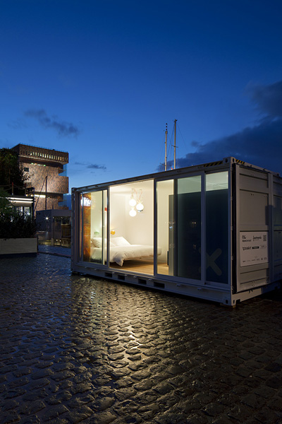 Hotel container (3)
